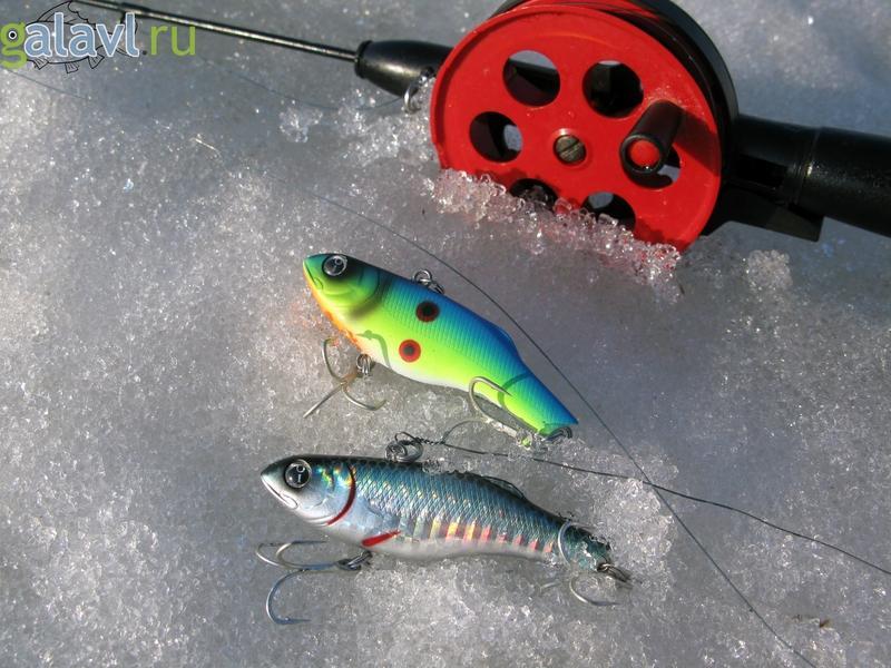 Как сделать самодельный раттлин для ловли со льда