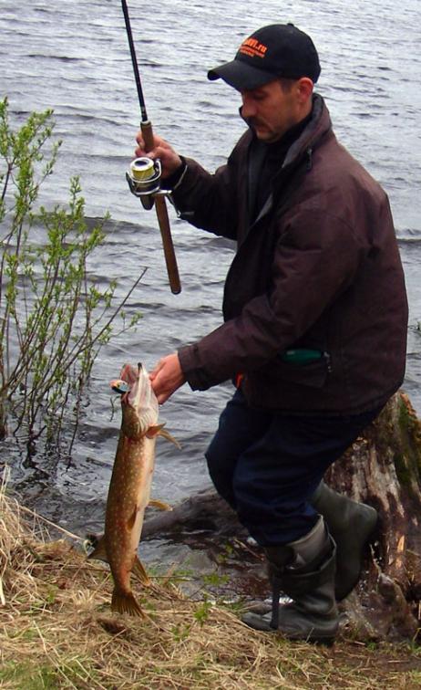 рыбалка в саратовской области в духовницком