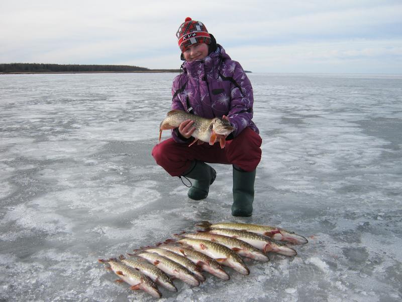 рыбалка в никулино