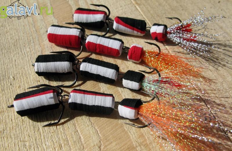 тапки для ловли судака